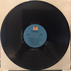 FANTASTIC FOUR:NIGHT PEOPLE(RECORD SIDE-B)