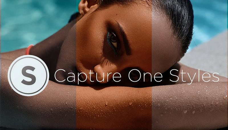 Phase One lance les packs de presets : Capture One Styles