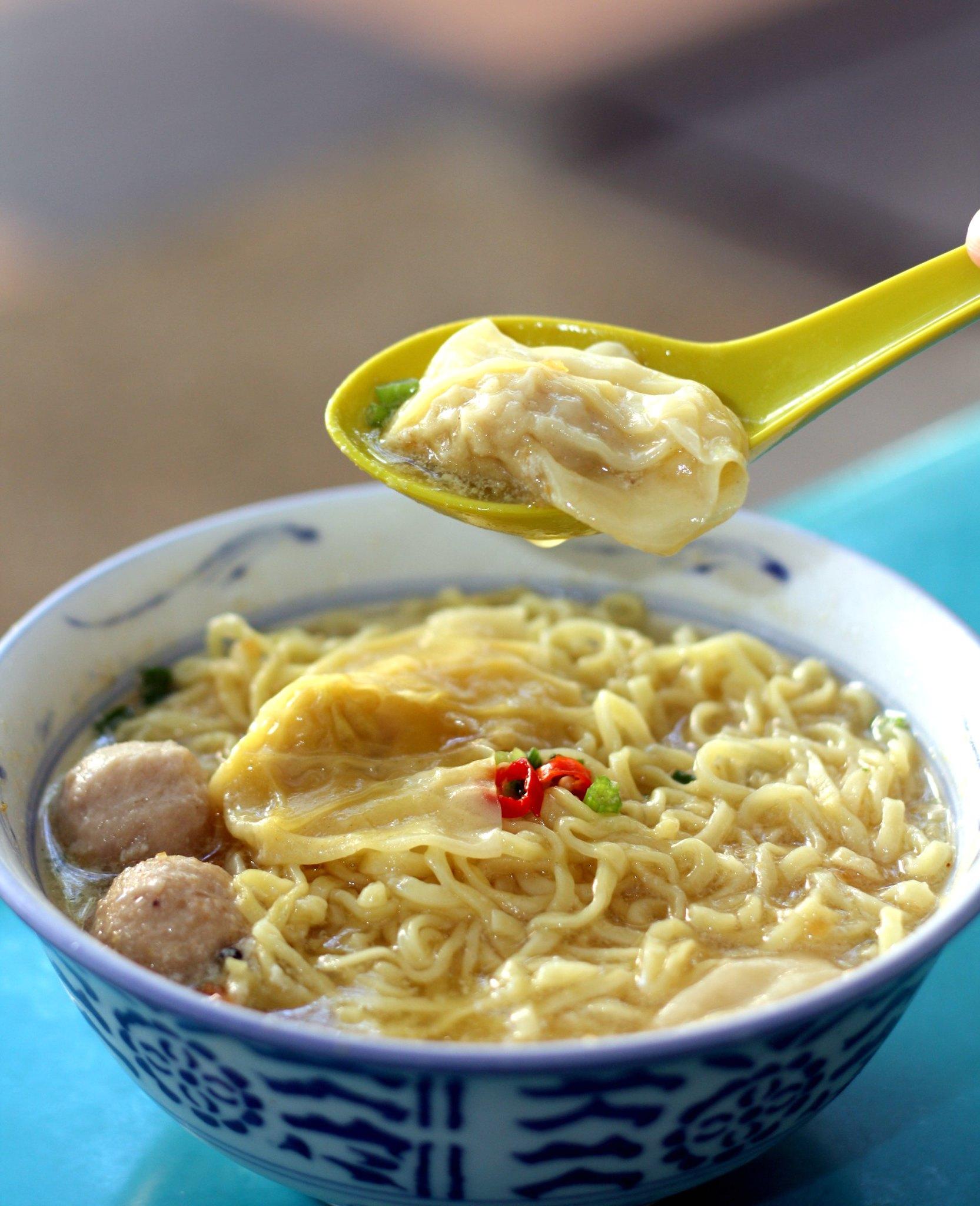 Ultimate Bedok Food Guide: Bedok Tian Nan Xing Bak Chor Mee
