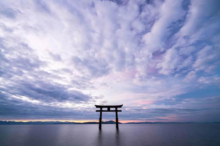 Japan Lake Biwa