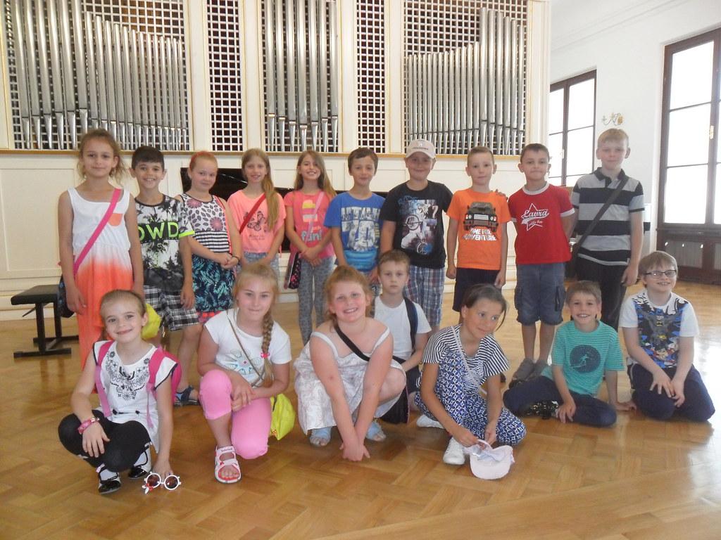 Posjet Glazbenoj školi u Varaždinu - 2.a 2017 (1)