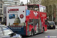 Alexander Dennis Trident ALX400 - KV02 URT - City Tour London - London 2017 - Steven Gray - IMG_9002