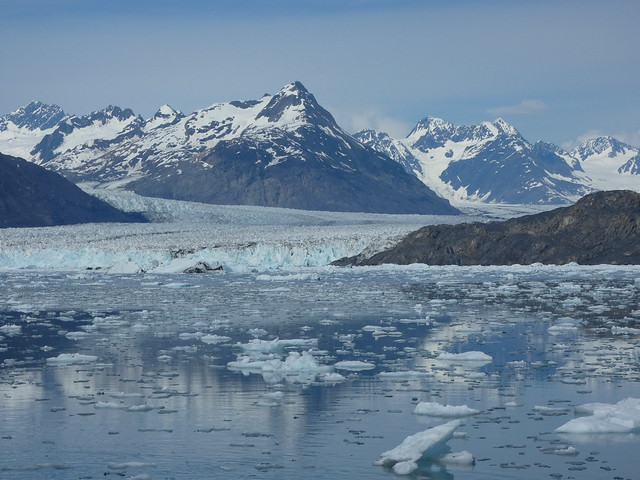 Glaciar Columbia (Valdez, Alaska)