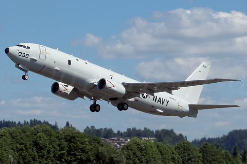 Boeing P8A Poseidon USN N848DS (169332) LN6385