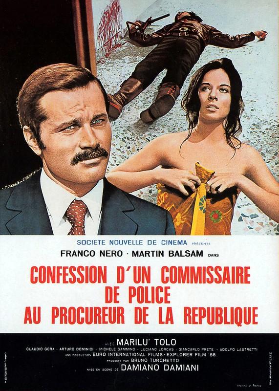 Confessione di un Commissario di Polizia al Procuratore della Repubblica - Poster 3