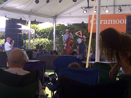 Kaia Kater Caramoor American Roots Music Festival Katonah-20170624-05240