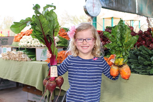 girl-holding-beets | by Farm Fresh To You -