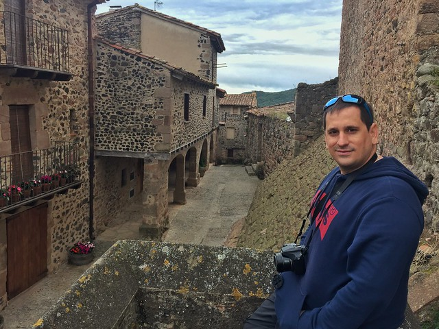 Sele en Santa Pau (La Garrotxa, Girona)