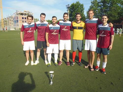 NS Loreto, campeón Segunda División Spring CUP