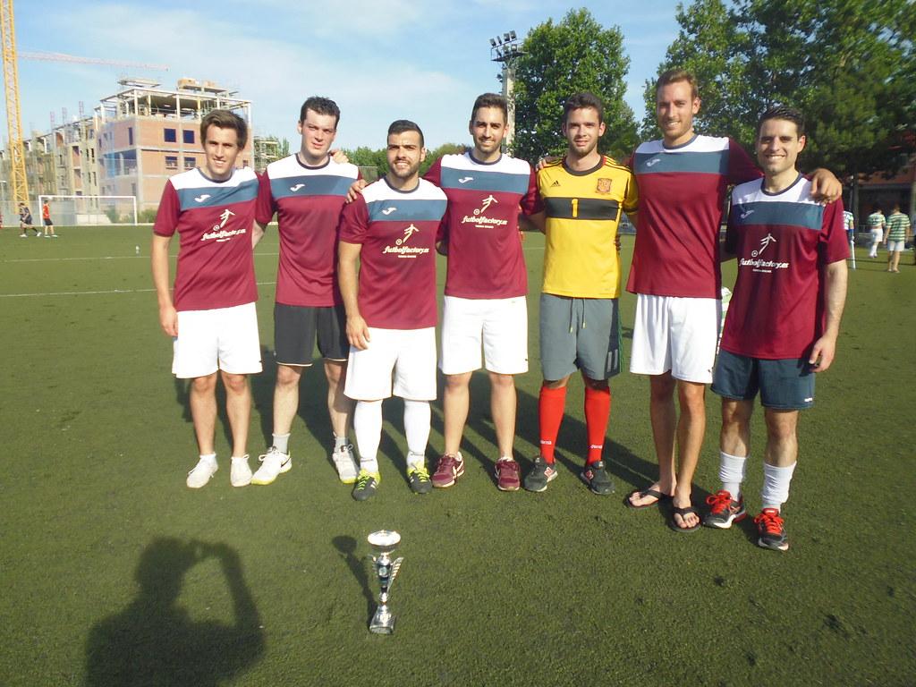 Final Spring Cup - Segunda División