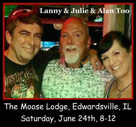 Lanny & Julie & Alan Too 6-24-17