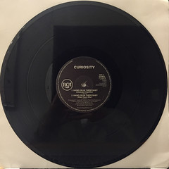 CURIOSITY:HANG ON IN THERE BABY(RECORD SIDE-A)