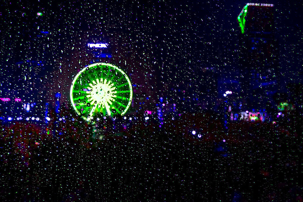 Skyview Ferris Wheel in Atlanta
