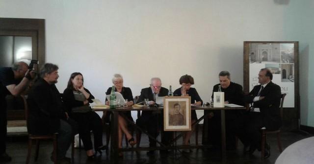 """Presentazione """"La storia ri Santu Conu"""" 2 giugno 2017"""