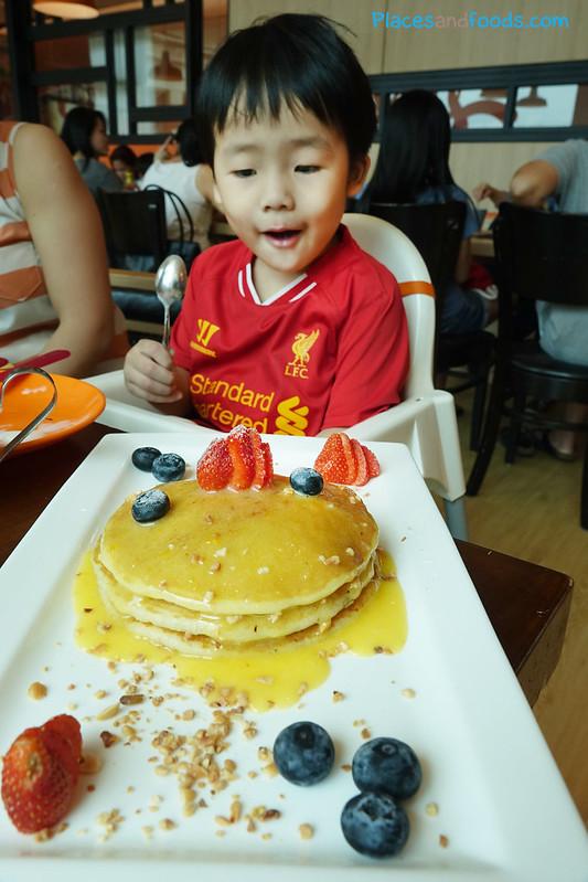 sunway pyramid west slappy cakes pancake
