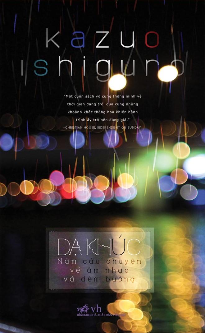 Dạ Khúc: Năm Câu Chuyện Về Âm Nhạc Và Đêm Buông - Kazuo Ishiguro