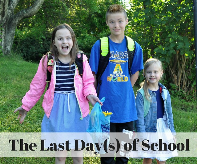 The Last Day(s) of School