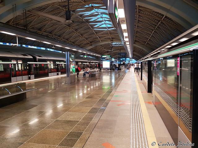 Pioneer MRT Station 04
