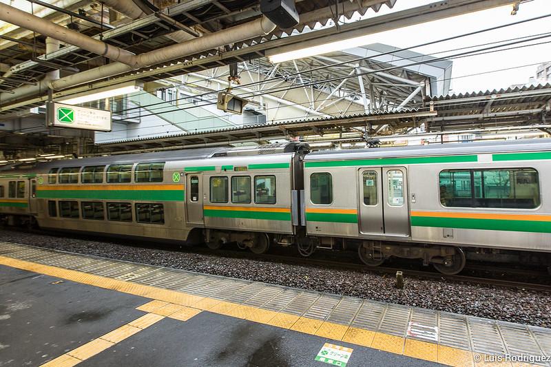 Línea Shonan-Shinjuku de JR