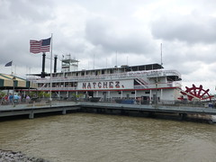 Natchez Paddle Wheel Steamer
