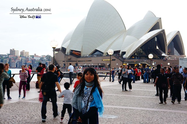 Day 1 - Sydney Opera House Day Time 02