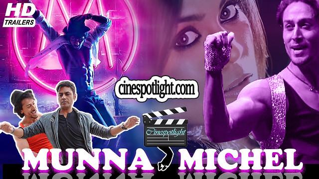 Munna Michael 720p