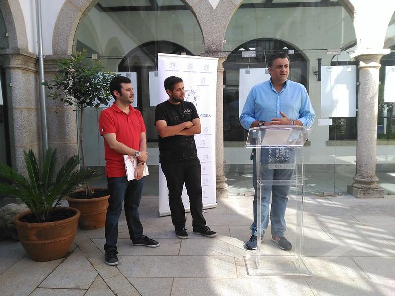 """La Ciudad ya cuenta con el I Plan de Juventud """"Ciudad de Coria"""""""