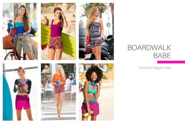 Boardwalk Babe