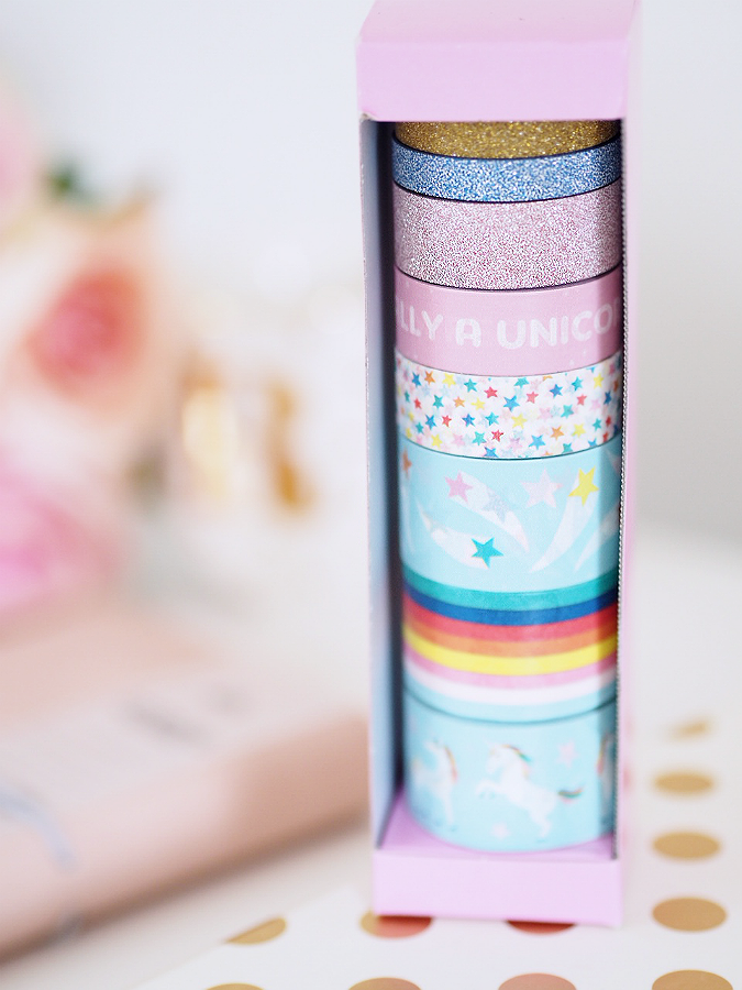 washi tape paperchase