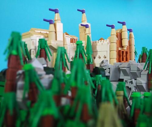 Cone Castle