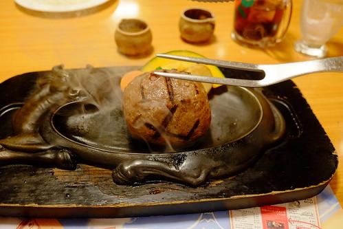 げんこつハンバーグ 炭焼きレストランさわやか 御殿場インター店 08