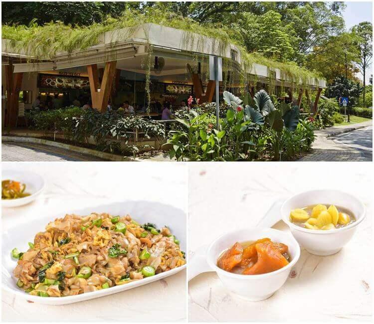 Food Canopy