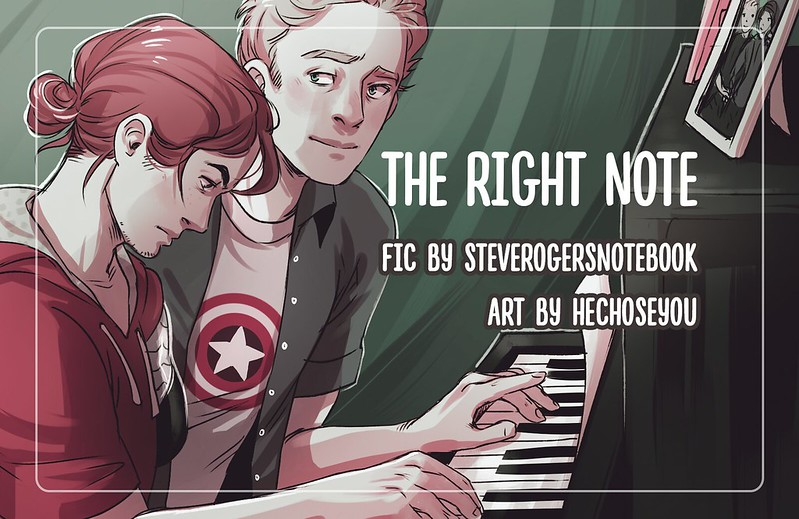 Cover Art - The Right Note