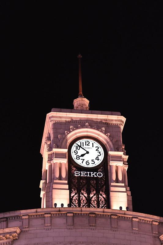 和光の時計塔