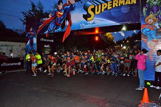 Carrera Superman 15 Santa Fe