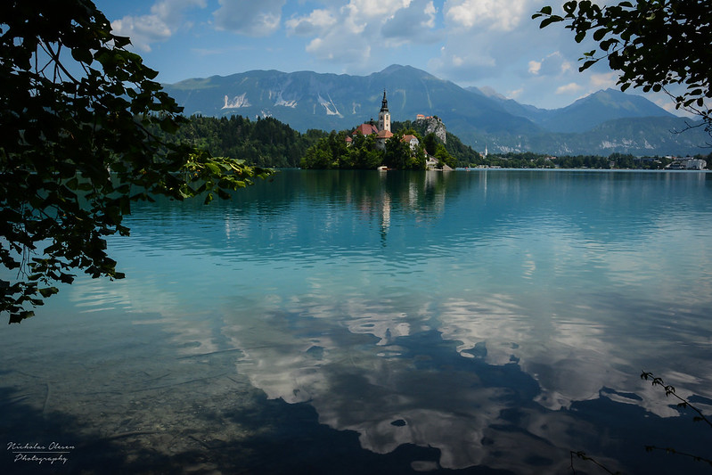 Slovenia | Bled Lake View