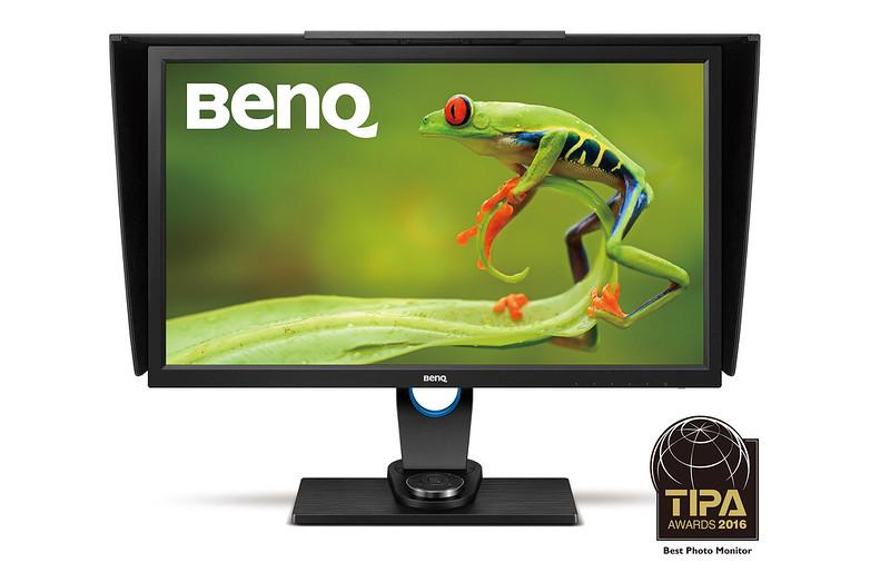 BenQ SW2700PT / PD2700Q - Bộ đôi màn hình đỉnh cao dành cho nhiếp ảnh gia và nhà thiết kế - 194044