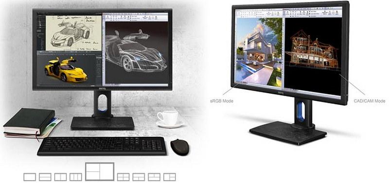 BenQ SW2700PT / PD2700Q - Bộ đôi màn hình đỉnh cao dành cho nhiếp ảnh gia và nhà thiết kế - 194052
