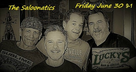 Saloonatics 6-30-17