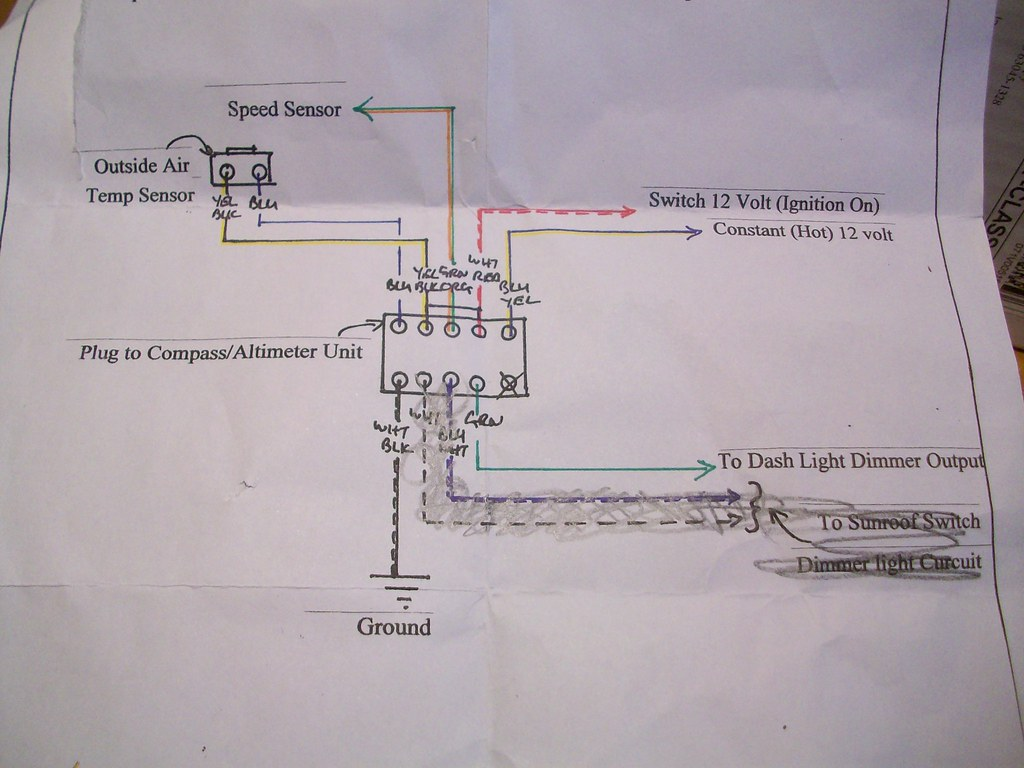 Ripcords 2002 Sport Ed Version 20 Page 18 Toyota 4runner Air Switch Wiring Diagram Fld The Following Directions Involve Wire Colors On Blue Plug An Important Note However Is That Of Wires Change