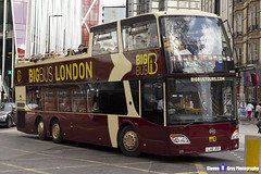 Anhui Ankai - LJ12 JSX - AN329 - Big Bus London - London 2017 - Steven Gray - IMG_9500