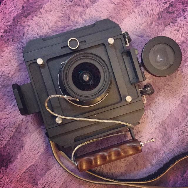 Schneider 47mm f5.6 XL 大藝街拍