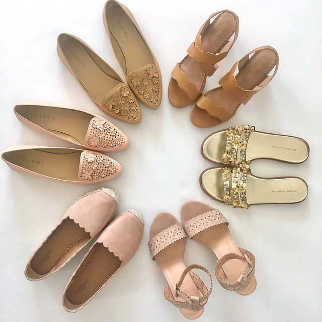 Spring and summer shoe lineup
