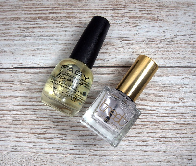 Treat Collection Fast Drying Top Coat