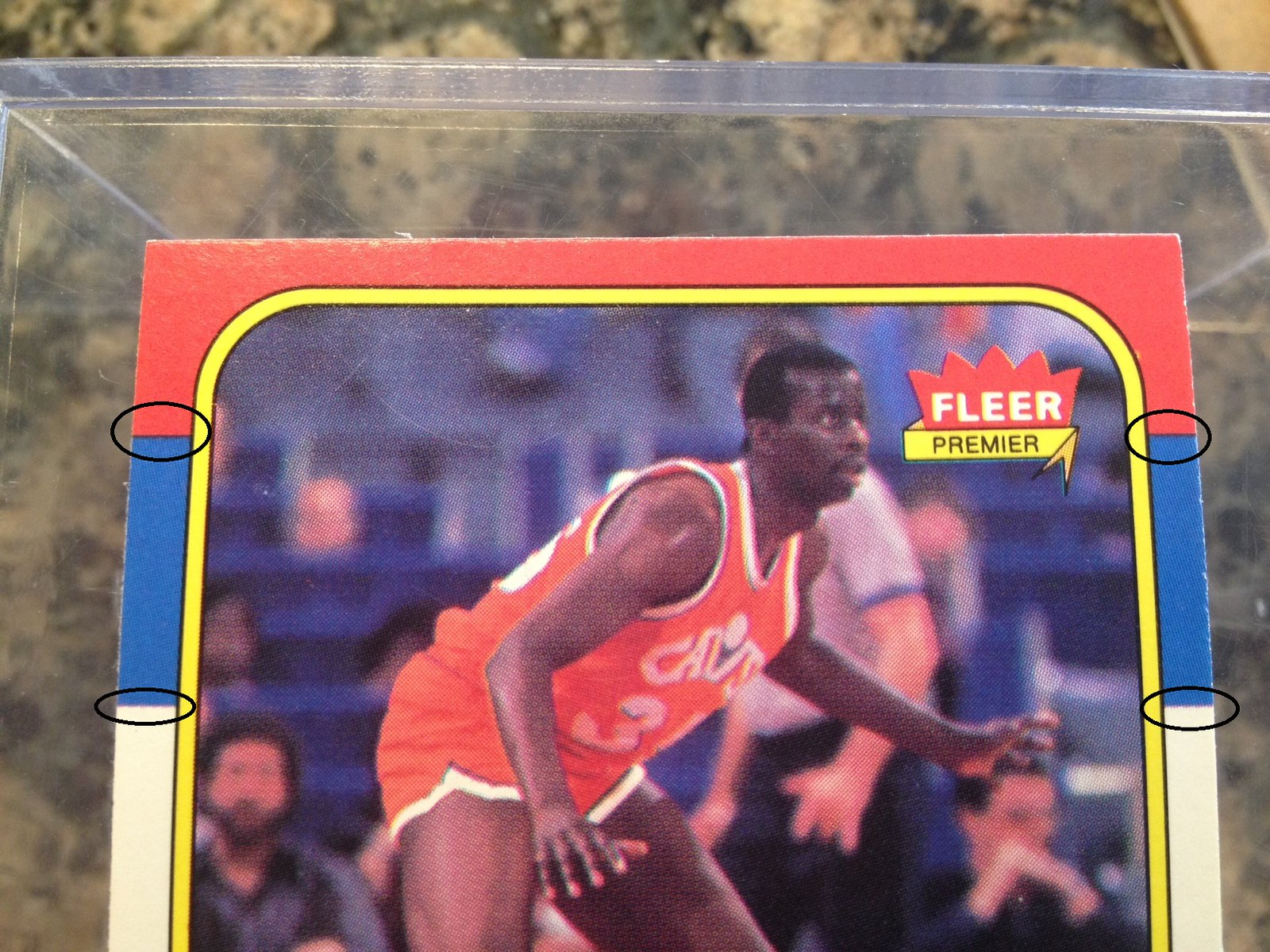 1986 Fleer How To Spot Fakes Blowout Cards Forums