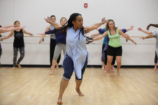 Dayton Contemporary Dance Company Residency