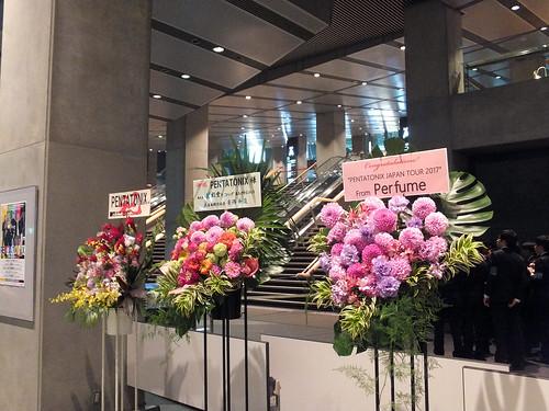 PENTATONIX Japan Tour 2017 Tokyo May 27th 01