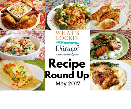 May Instant Pot Round Up!