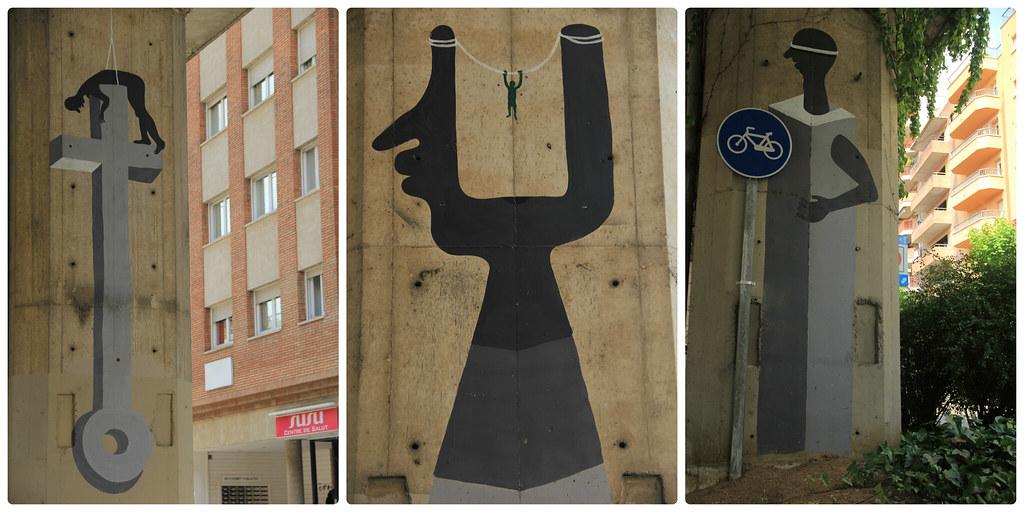 Street art, Girona