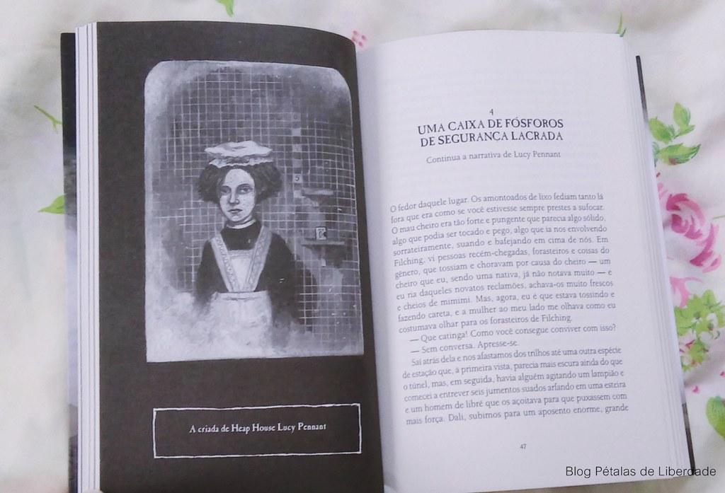Resenha, livro, O-Segredo-de-Heap-House, Edward-Carey, bertrand, capa, fotos, ilustrações, opinião, crítica, iremonger, trechos